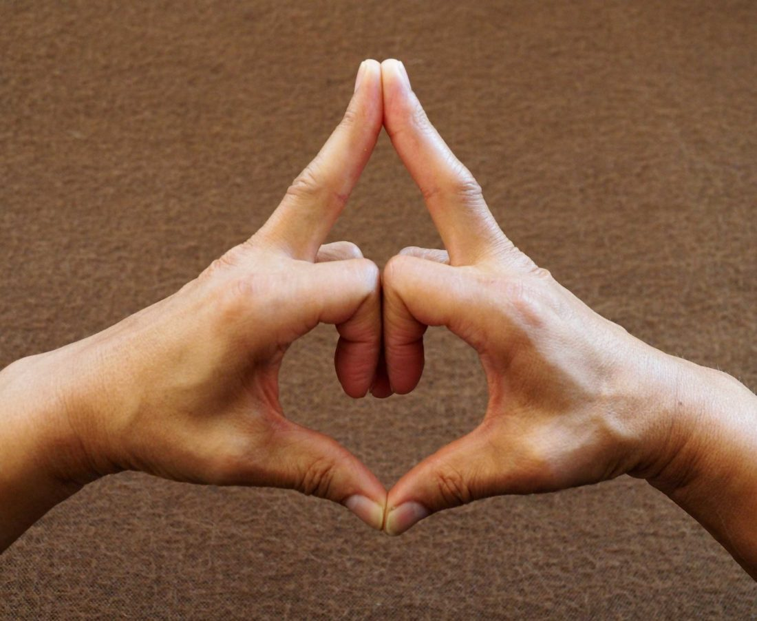 mudras for health